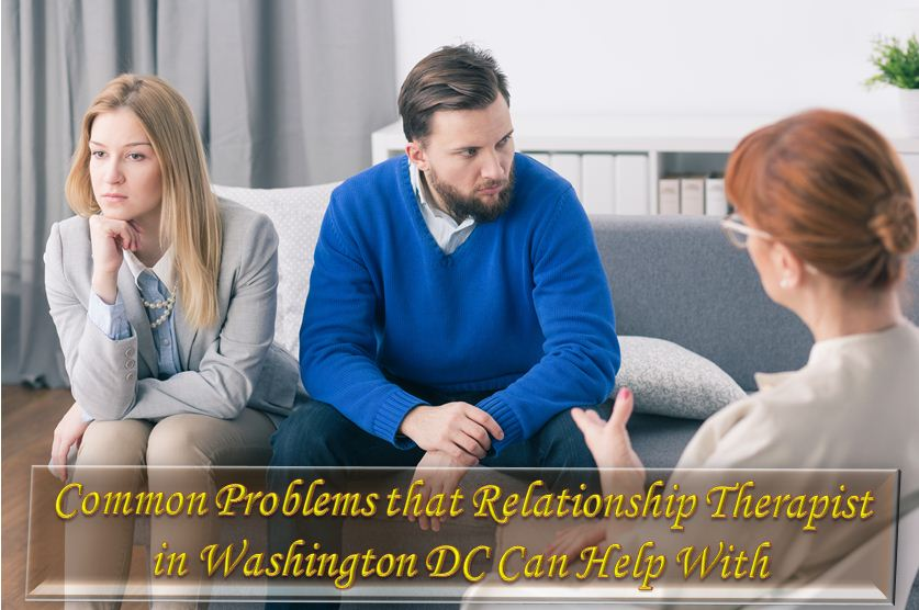 relationship therapists in Washington DC
