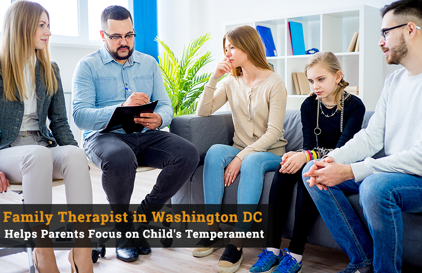 Family Therapist in Washington DC